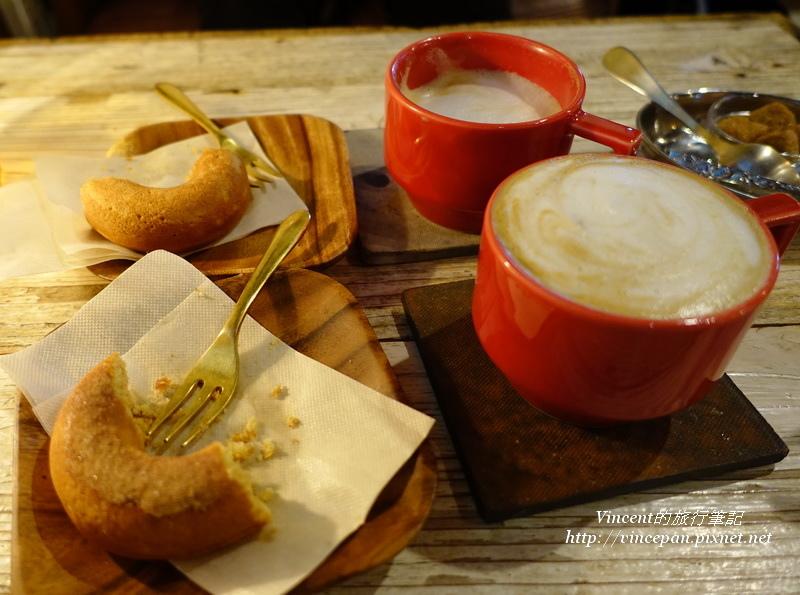 島甜甜圈 咖啡