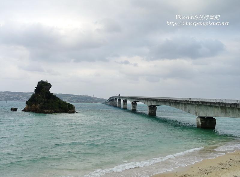 古宇利大橋 島