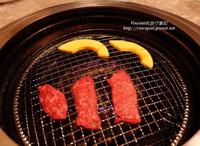 烤肉 蔬菜