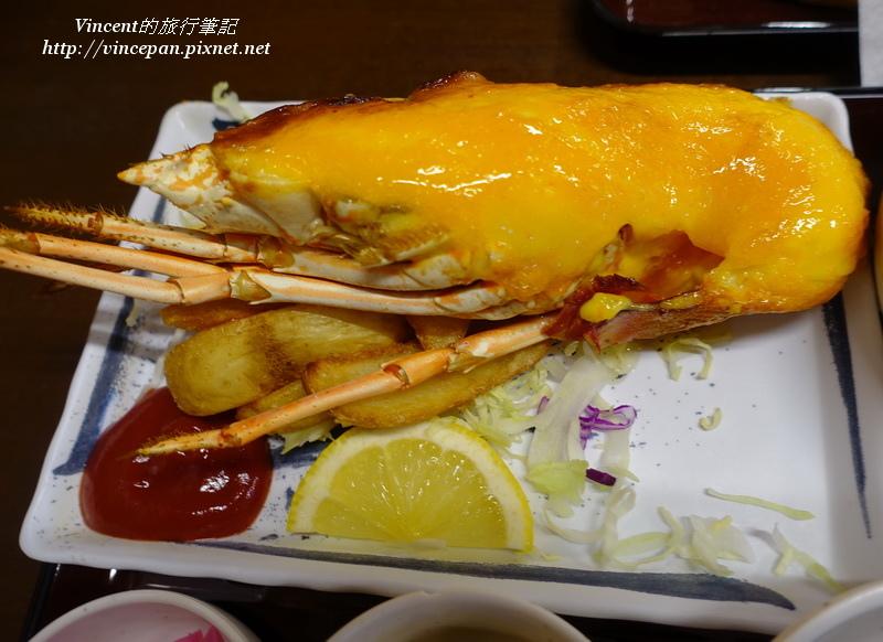 海膽焗烤龍蝦