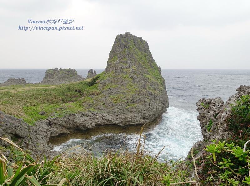 真榮田岬 海灣