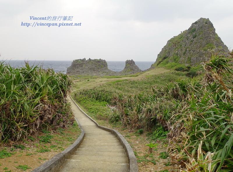真榮田岬 步道