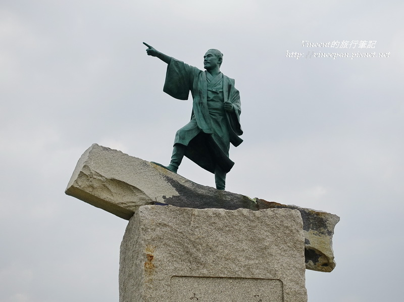 殘波岬 泰期雕像