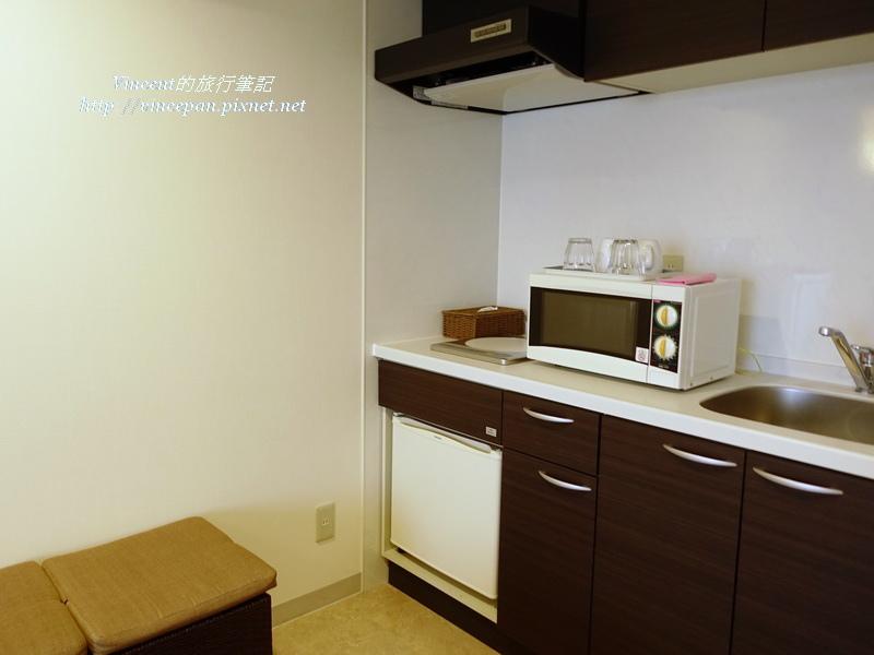 蒙巴北公寓式酒店 廚房