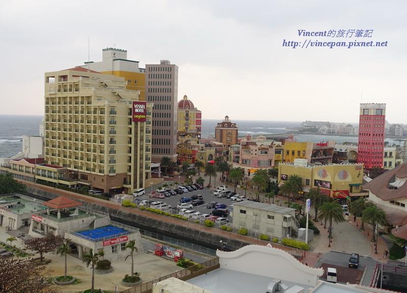 美國村與Vessel Hotel Campana