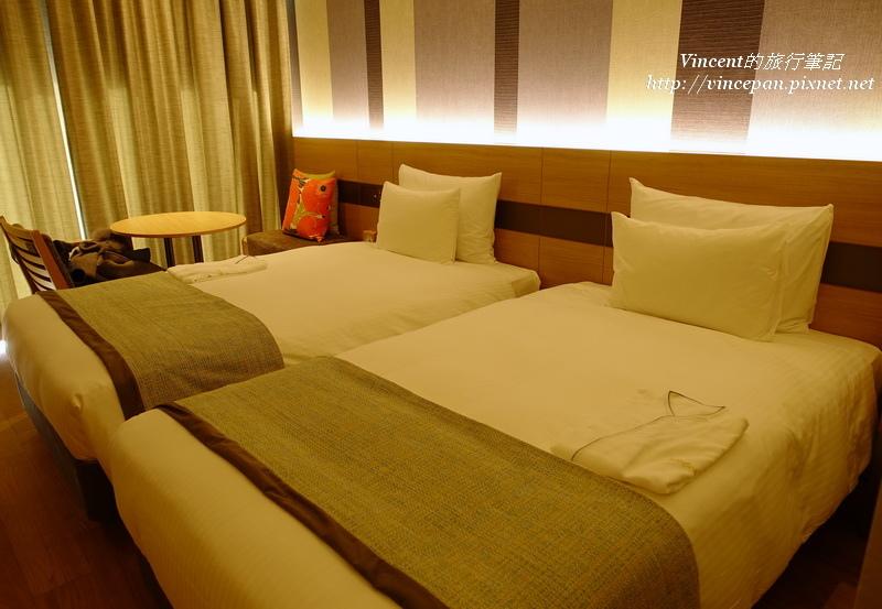 JR九州Blossom那霸酒店 雙床房