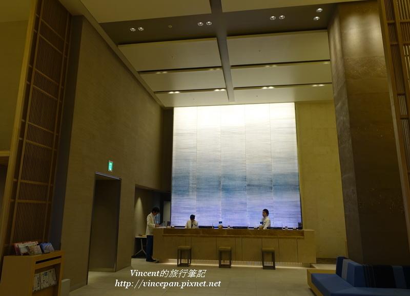 JR九州Blossom那霸酒店 大廳 夜