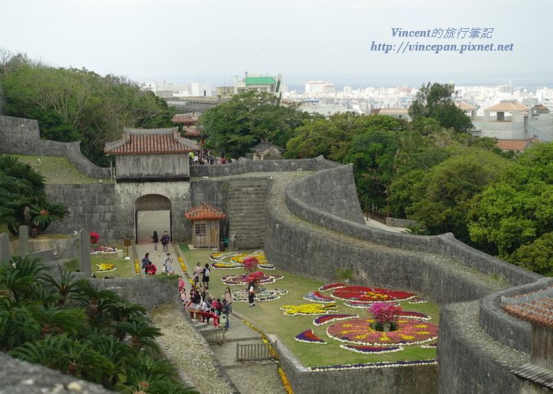 城牆內的模樣