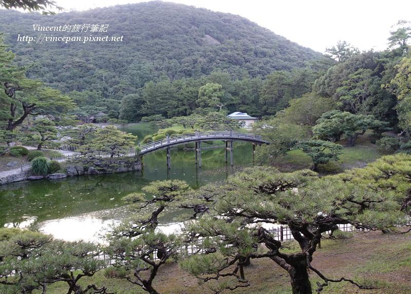 飛來峰 看偃月橋