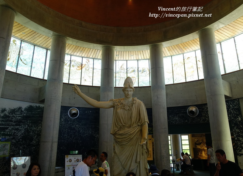 雅典娜雕像