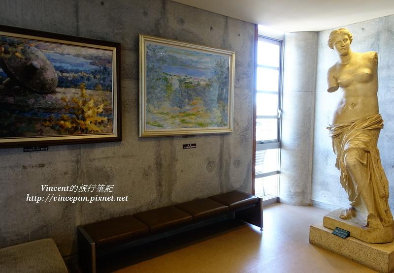 米科諾斯島展覽區