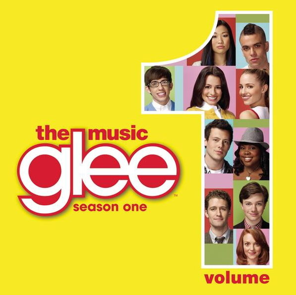 (FLAC) Glee, The Music, Volume 1.jpg