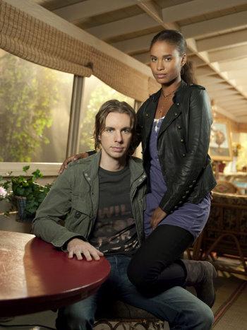 Dax Shepard as Crosby Braverman and Joy Bryant as Jasmine.jpg