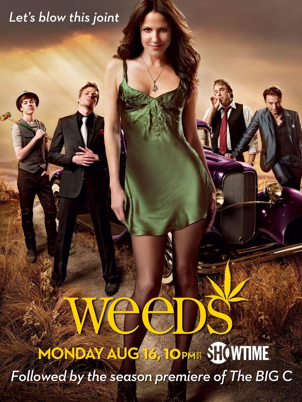 Weeds S6 Poster