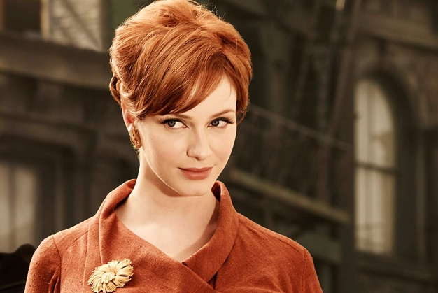 Christina Hendricks stars as Joan Holloway in Mad Men.jpg