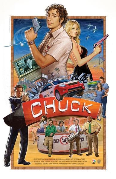 Chuck 2009 Comic-Con Poster.jpg