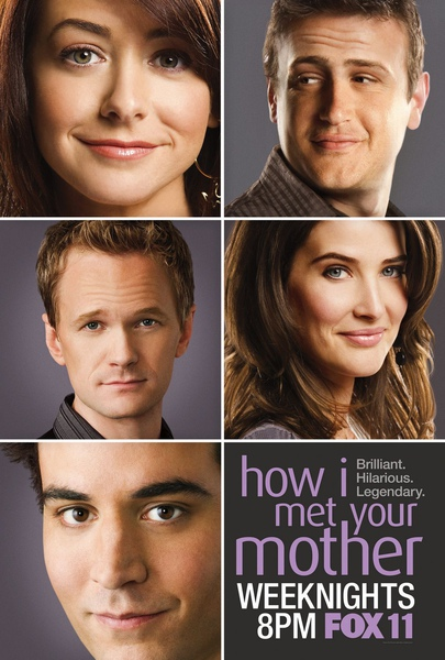 How I Met Your Mother Posters 01.jpg