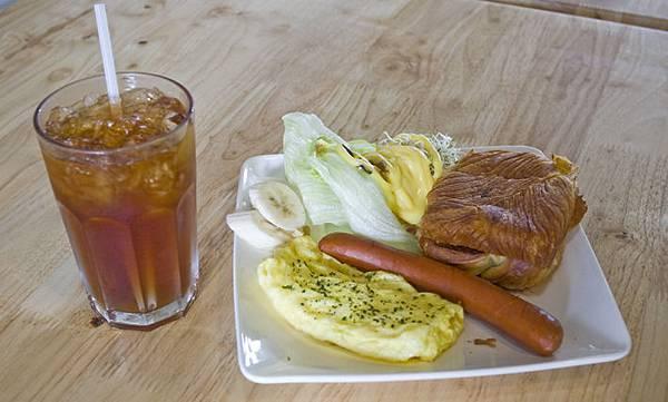 蒂兒咖啡台南早午餐3