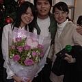 2007/12/16妹妹受洗