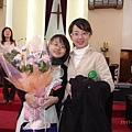 2007/12/16紫瑜受洗
