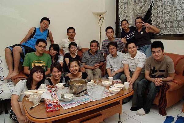 2009/9/13正偉退伍聚餐
