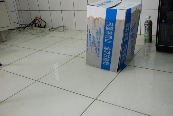 宿舍淹水1