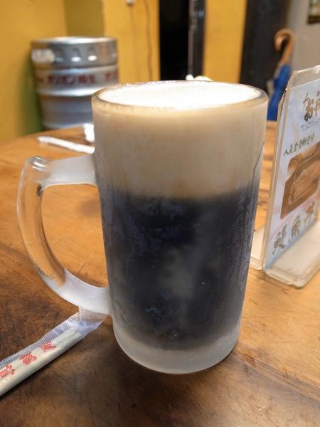 Asahi黑生啤