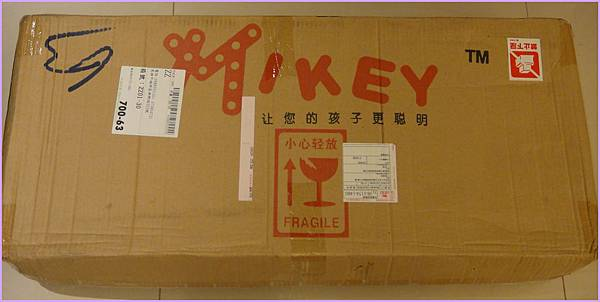 Mickey_外箱
