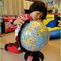 地球儀赤道