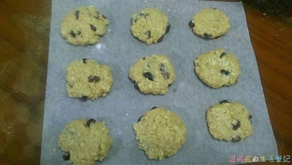 葡萄燕麥餅乾20