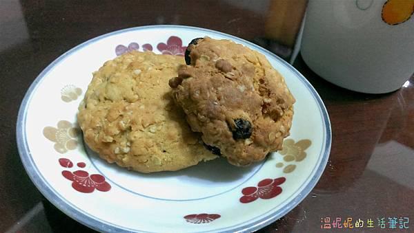 葡萄燕麥餅乾24