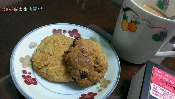 葡萄燕麥餅乾25
