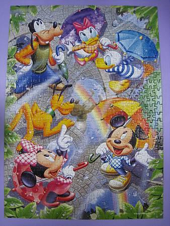 Disney 雨後彩虹-500pcs