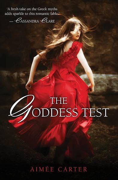 The Goddess Test AU