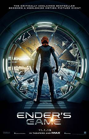 Ender's Game電影海報