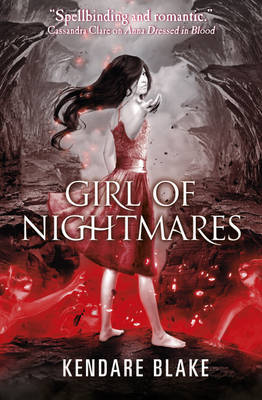 Girl of Nightmares UK