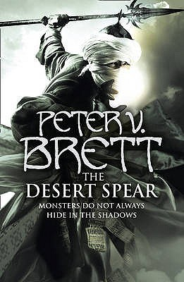 The Desert Spear UK