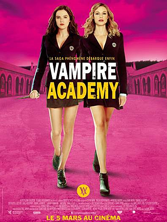 French Poster of VAMovie