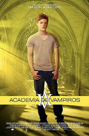 Latin American promo poster featuring Mason Ashford