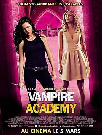 French Poster of VAMovie2