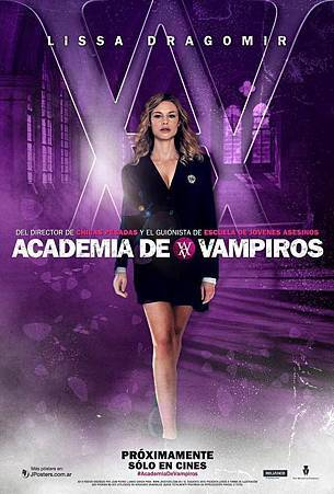 Spain promo poster featuring Lissa Dragomir