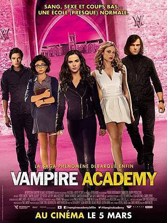 French Poster of VAMovie3