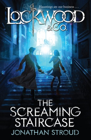 The Screaming Staircase UK old