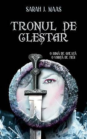 Throne of Glass Romanian