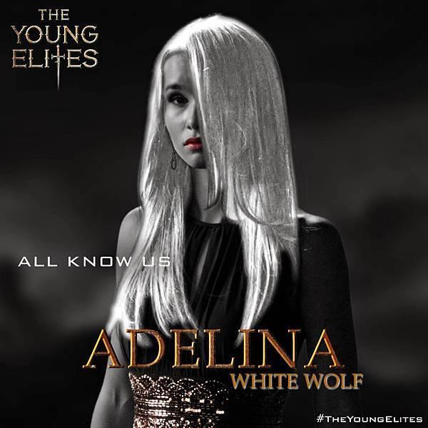 Adelina(White Wolf)