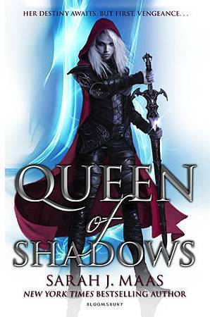 Queen of Shadows UK/AUS