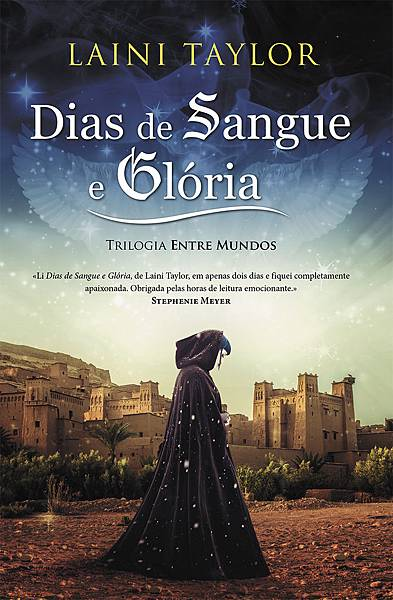 Days of Blood and Starlight Portuguese