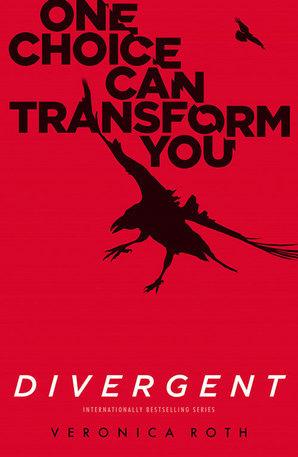 Divergent UK paperback