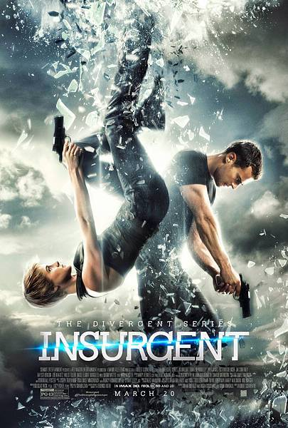 Insergent poster