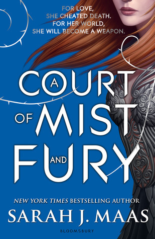 A Court of Mist and Fury UK